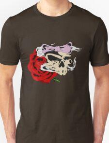 Ribbon Skull T-Shirt