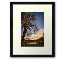Autumn Reverie Framed Print