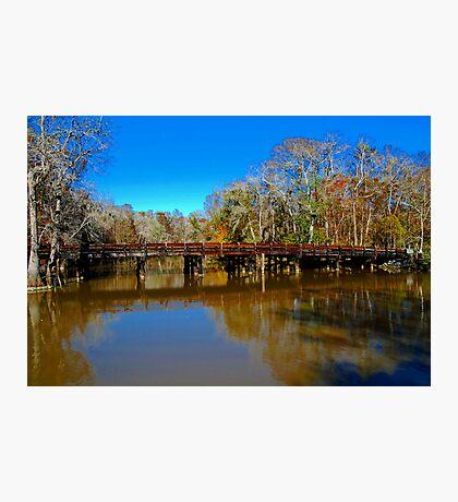 Lorraine Bridge Photographic Print