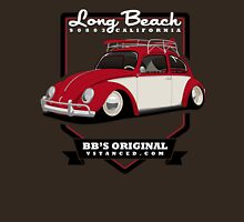 Long Beach - Red Unisex T-Shirt