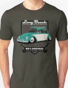Long Beach - Green T-Shirt