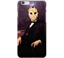Lord Jason Street Art iPhone Case/Skin