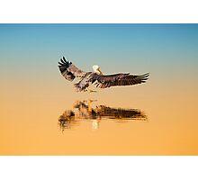 Upon the Mystic Seas Photographic Print
