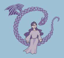 Princess and Dragon Kids Clothes