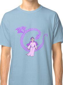 Princess and Dragon Classic T-Shirt