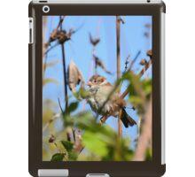 Autumn Bird iPad Case/Skin