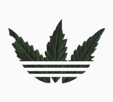 Marihuana logo T-Shirt