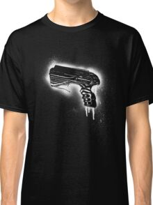 Farscape Pulse pistol - Black line Classic T-Shirt