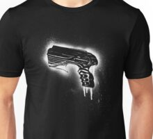Farscape Pulse pistol - Black line Unisex T-Shirt
