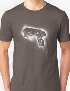Farscape Pulse pistol - Black line Unisex T-Shirt