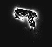 Farscape Pulse pistol - Black line T-Shirt