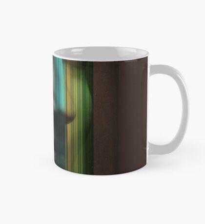 Unknown Haunted Woman Mug