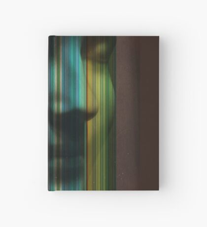 Unknown Haunted Woman Hardcover Journal
