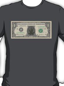 Marihuana dollar T-Shirt