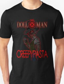 The Doll Man - Creepypasta T-Shirt