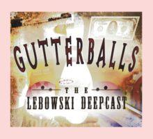 Gutterballs Logo Kids Tee