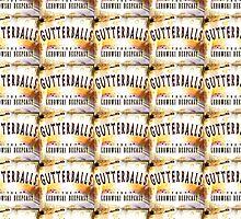 Gutterballs Logo by guttercast