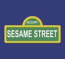 Occupy Sesame street by shmokeymcgee