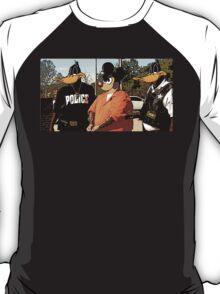 Mickey in a Hustler detention Street Art T-Shirt