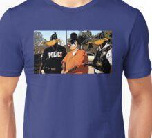 Mickey in a Hustler detention Street Art Unisex T-Shirt