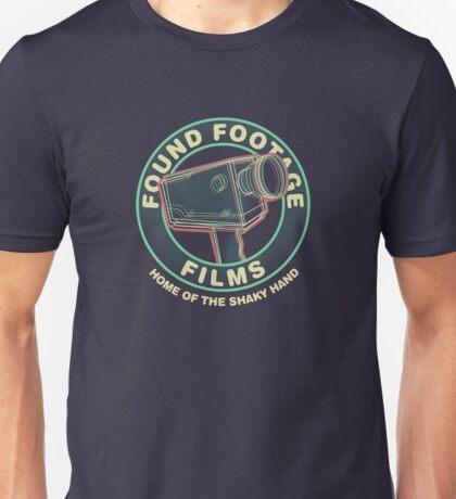 Found Footage Films T-Shirt