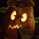 Happy Halloween! And don&#x27;t drink too much by Ian Middleton