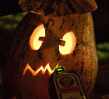 Happy Halloween! And don't drink too much by Ian Middleton