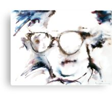 the visionary Canvas Print