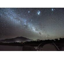 Bridge to the Stars Photographic Print