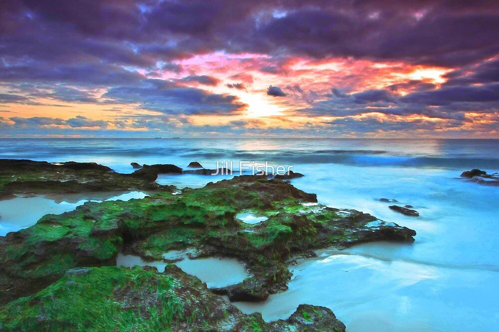 Coastal Colours by Jill Fisher