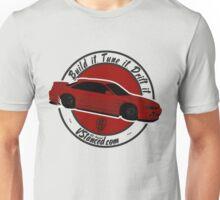 Build it. Tune it. Drift it. Unisex T-Shirt