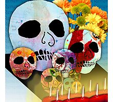 Day of the Dead Ofrenda...remembering Photographic Print