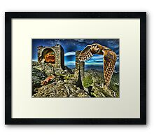 Sheltering Clandestine Fruit Framed Print