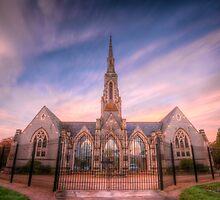 Cemetery Gates by Yhun Suarez