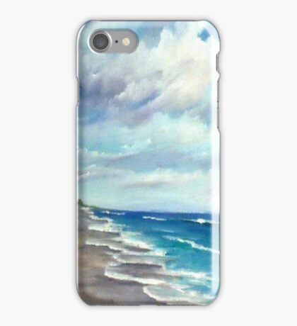A Walk on The Beach IPhone iPhone Case/Skin