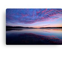 Glorious - Narrabeen Lakes, Sydney Australia - The HDR Experience Canvas Print