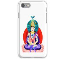 Lotus Flower -Dainichi Nyorai iPhone Case/Skin