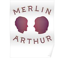 Arthurian Legends small Poster