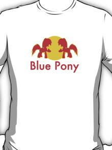 Blue Pony Energy Drink T-Shirt