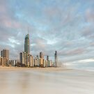 Good Morning Surfers Paradise! - Qld Australia by Beth  Wode