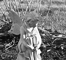 Garden Fairy by Robert  Miner
