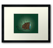 Jumpin Action Framed Print
