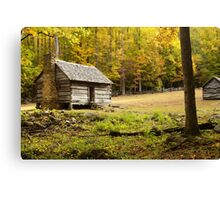 Appalachian Memories Canvas Print