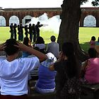 Public Executuion at Ft Pulaski by DHParsons