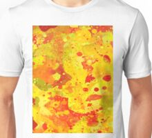 Abstract on wood 6 Unisex T-Shirt