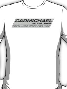 Carmichael Industries Inverse Logo T-Shirt