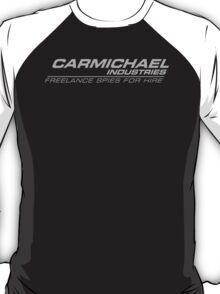 Carmichael Industries Text Only Logo T-Shirt