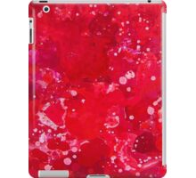 Abstract on wood 5 iPad Case/Skin