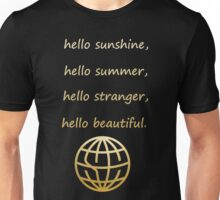 """Hello"" Unisex T-Shirt"