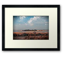 Bay of Käina Framed Print